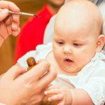 Сыпь у детей младше 2 лет