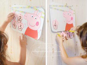 Ребенок смотрит свинку Пеппу?