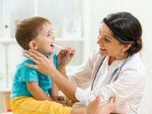 Болезни слюнных желез у детей: от свинки до онкологии