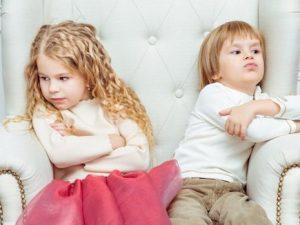 Что делать, если брат и сестра не дружат?