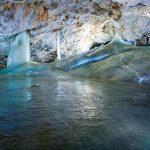 Добшинская пещера - сказочная красота ледяного царства!