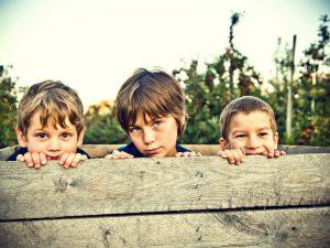 Чем отличается от других детей в семье средний ребенок?
