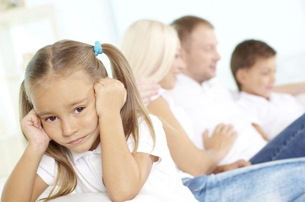 Проблемы между родителями и детьми