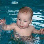 Что бы ребенок не боялся воды