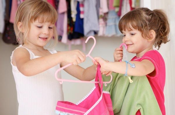 Где и как выбрать одежду для ребенка
