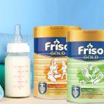 Преимущества детского питания «Friso»