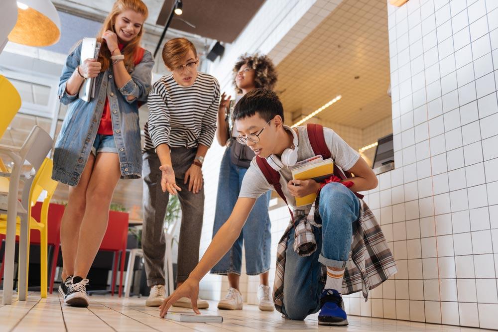 Травля в школе: как пережить и стать сильнее