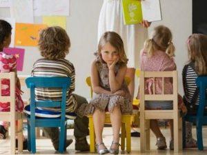 Детский сад: за или против