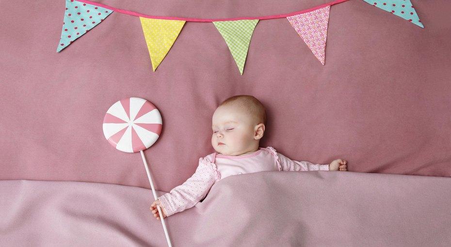 Детский сон, факты,которые мы не знаем