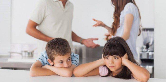 Почему мама и папа не могут договориться?