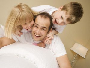 Роль отца в формировании личности ребенка
