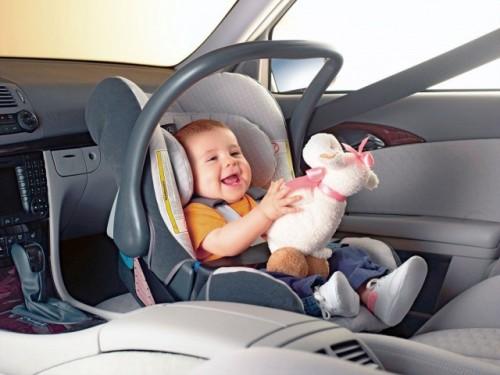 Как правильно выбирать детское автомобильное кресло