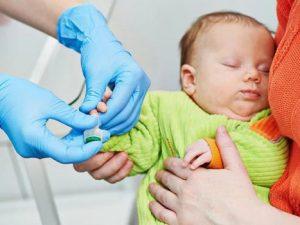 Норма гемоглобина у новорождённого, причины изменения его уровня