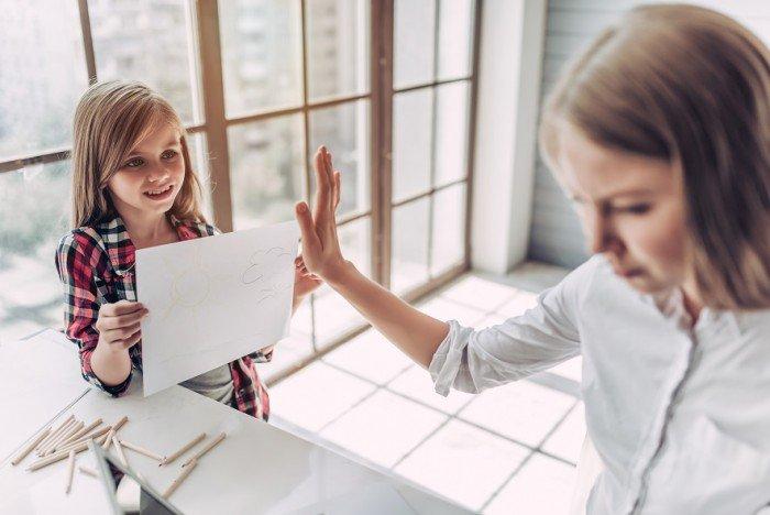 Как поведение родителей влияет на здоровье ребенка?