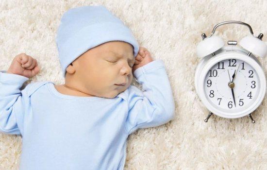 Особенности режима дня новорожденного ребенка