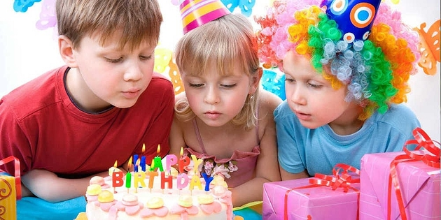 Как сделать праздник для детей веселым и познавательным
