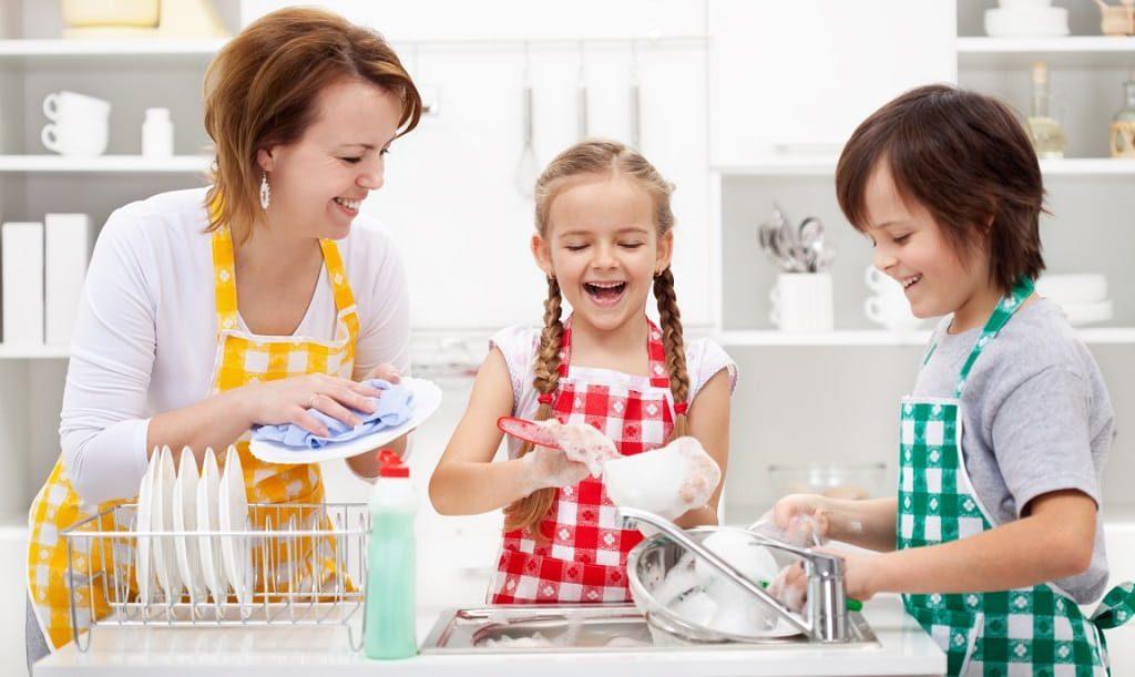 Прививаем дисциплину с детства
