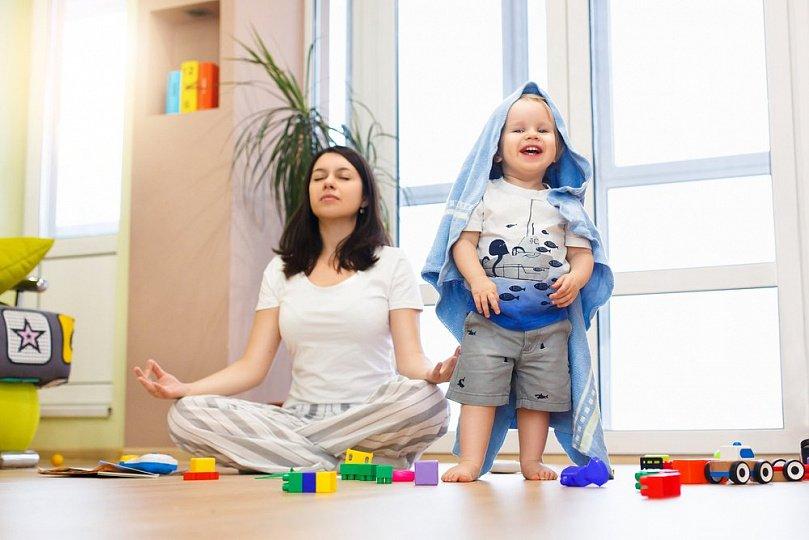 Как матери стать счастливее?