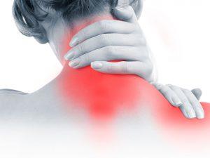 Боли в области шеи — лечение