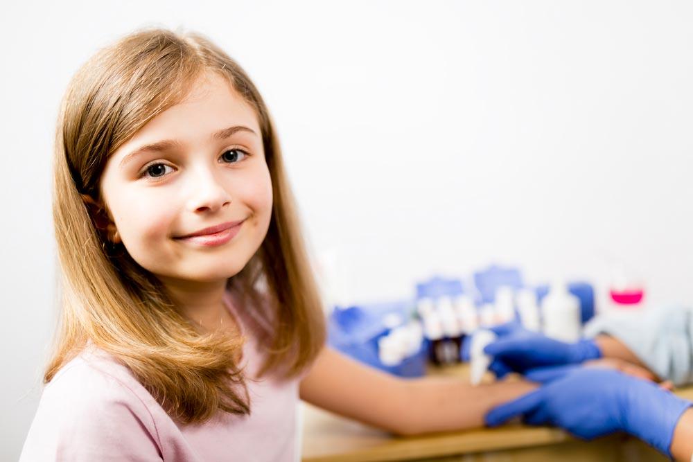 Лимфаденит у детей — первые симптомы