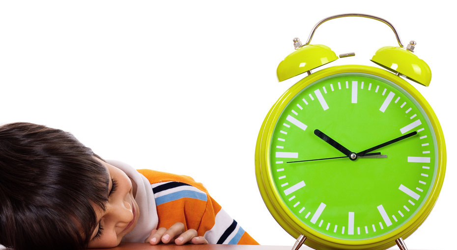 Помогите ребенку проснуться зимой