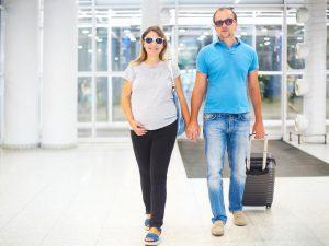 Путешествие во время беременности: подготовка, страховка, пакет документов