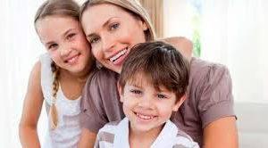 Счастливый родитель дошколенка