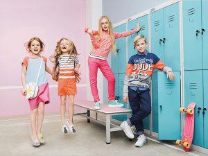 Детская одежда от производителя: стильно, ярко, современно