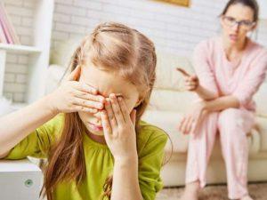 Можно ли шлепать ребенка