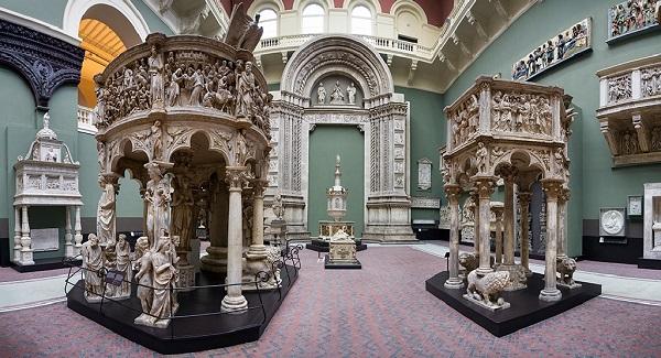 8 интересных фактов и цифр о музее Виктории и Альберта