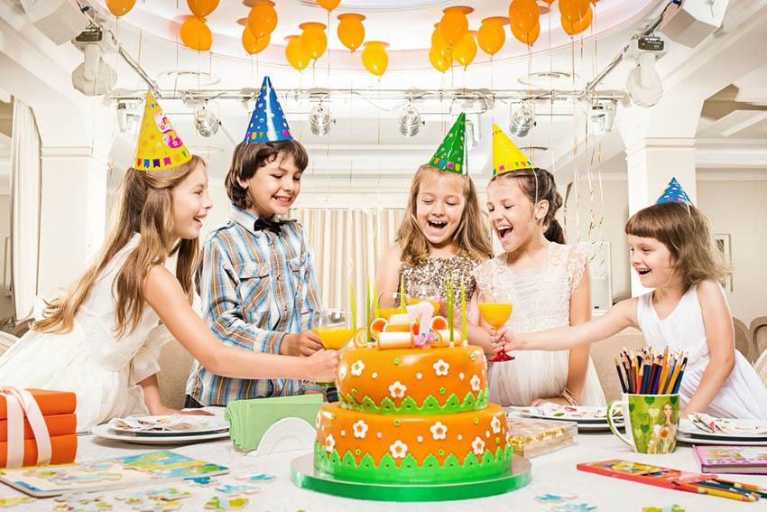 Детский день рождения: где и как провести