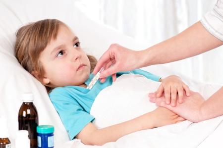 Правила приема антибиотиков у детей