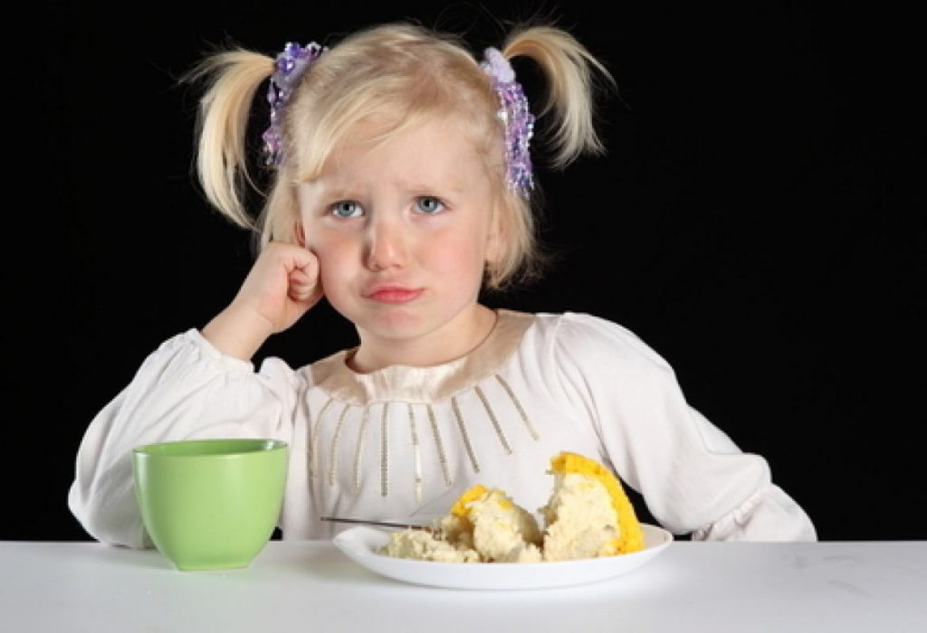Аллергический кашель у ребенка