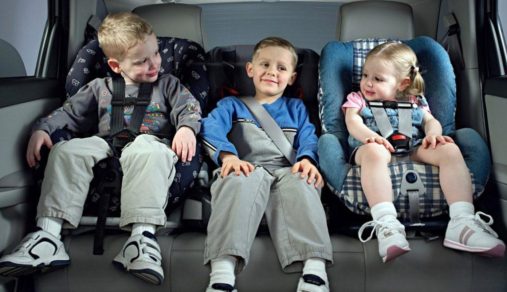 Как подобрать автокресло для ребенка 15-36 кг?