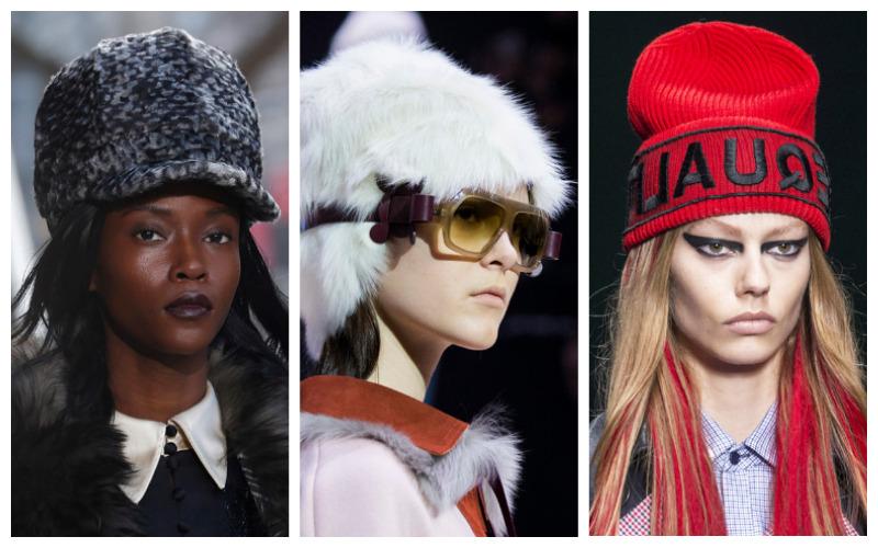 Как выбрать модный головной убор?