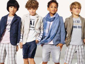Выбираем модную одежду для мальчиков