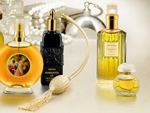 Виды парфюмерии