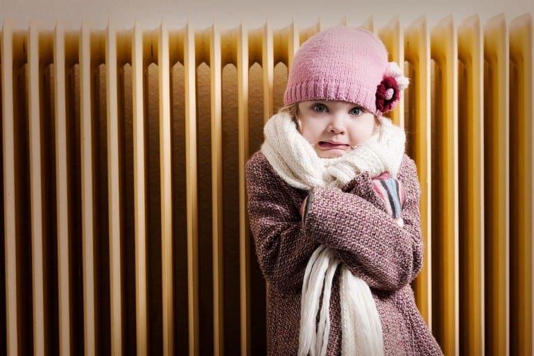 7 причин, почему у ребенка ноги и руки холодные