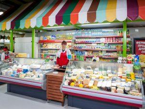Фермерский рынок на Мытищинской ярмарке: особенности розничного торгового центра