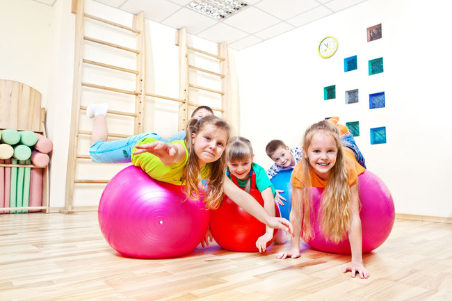 Фитнес для детей: особенности, преимущества и возможности сети Point Fitness
