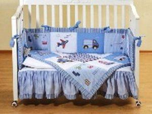 Выбираем постельное белье для новорожденных
