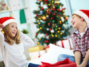 Новый год для детей и подростков