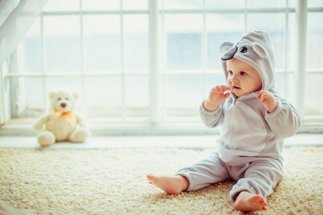 Развитие детей младшего возраста