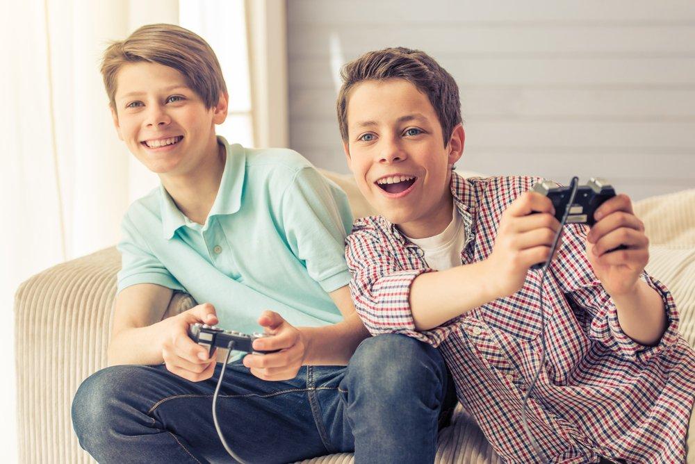 Онлайн-игры не влияют на социализацию мальчиков