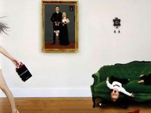 Отсутствующие родители и невидимые дети