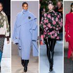 Модные тенденции зима 2019-20