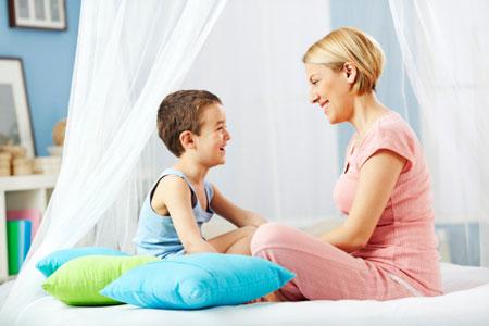 Проветривание комнаты улучшит здоровье малыша