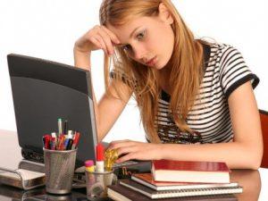 Неврастения и неврозы навязчивых состояний у школьников