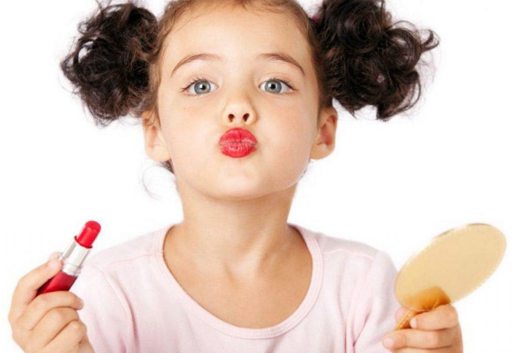 Детская косметика от А до Я. Когда, какую и не вредно ли?