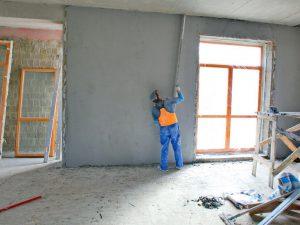 Ремонт стен в своей квартире